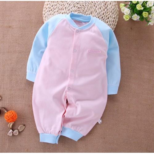 Bộ áo liền quần cho trẻ sơ sinh