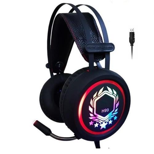 tai nghe chụp tai -tai nghe may tinh h99 7.1