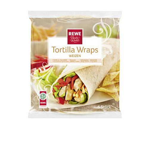 Vỏ bánh Tortilla hiệu REWE – gói 432g 6 chiếc - 5530667 , 11933610 , 15_11933610 , 192000 , Vo-banh-Tortilla-hieu-REWE-goi-432g-6-chiec-15_11933610 , sendo.vn , Vỏ bánh Tortilla hiệu REWE – gói 432g 6 chiếc