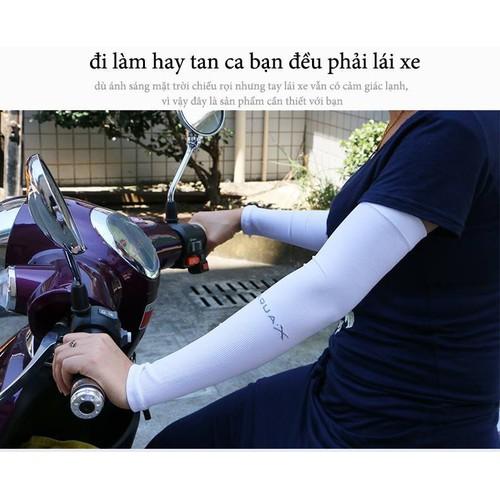 Găng tay chống nắng xỏ ngón