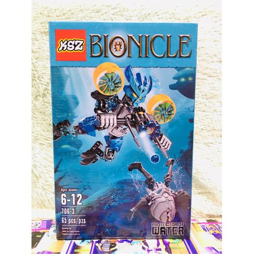 hộp lắp ráp bionicle 706-3