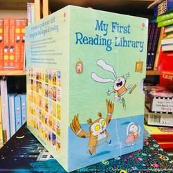 [BẢN GỐC] Sách - My First Reading Library 50 CUỐN+ BỘ MÀU XANH