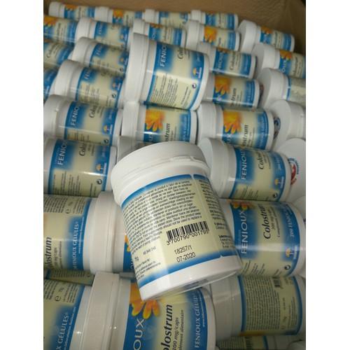 Sữa Non Pháp Colostrum 200 Viên - 5551358 , 11960933 , 15_11960933 , 625000 , Sua-Non-Phap-Colostrum-200-Vien-15_11960933 , sendo.vn , Sữa Non Pháp Colostrum 200 Viên