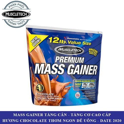 Sữa tăng cân Premium Mass Gainer Hương Socola bịch 5.4 kg - 5552897 , 11963262 , 15_11963262 , 1550000 , Sua-tang-can-Premium-Mass-Gainer-Huong-Socola-bich-5.4-kg-15_11963262 , sendo.vn , Sữa tăng cân Premium Mass Gainer Hương Socola bịch 5.4 kg