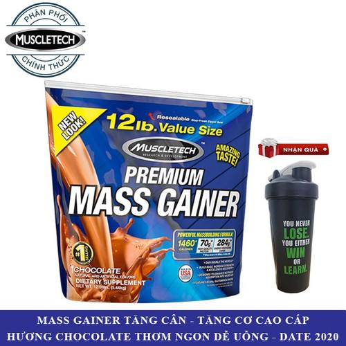 Sữa tăng cân Premium Mass Gainer Hương Socola bịch 5.4 kg - 5553018 , 11963520 , 15_11963520 , 1550000 , Sua-tang-can-Premium-Mass-Gainer-Huong-Socola-bich-5.4-kg-15_11963520 , sendo.vn , Sữa tăng cân Premium Mass Gainer Hương Socola bịch 5.4 kg