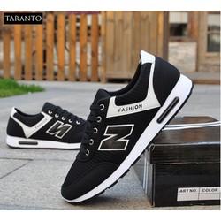 Giày sneaker nam dạng lưới thoáng khí thời trang TARANTO TRT-GTTN-35