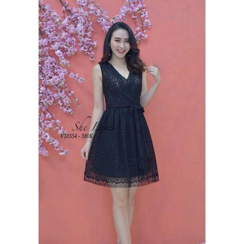Đầm xòe nữ nhẹ nhàng - 5546350 , 11953910 , 15_11953910 , 105000 , Dam-xoe-nu-nhe-nhang-15_11953910 , sendo.vn , Đầm xòe nữ nhẹ nhàng