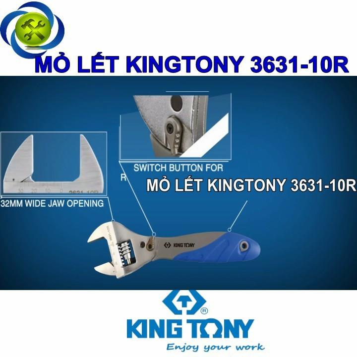 Mỏ lết Kingtony 3631-10R 1