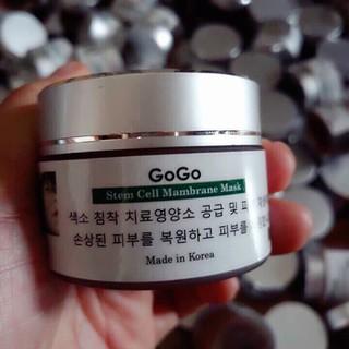 Mặt Nạ Màng Tế Bào Gốc GoGo - Cam Kết Chính Hãng - MNM01 thumbnail