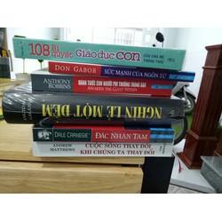 combo 6 cuốn sách