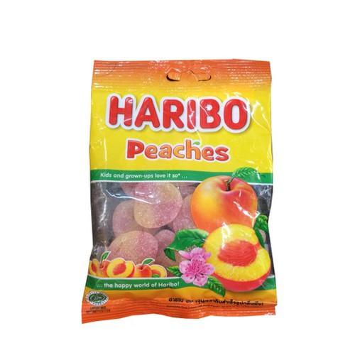 Kẹo dẻo Haribo Star Mix gummy – gói 80g - 5539859 , 11944805 , 15_11944805 , 75000 , Keo-deo-Haribo-Star-Mix-gummy-goi-80g-15_11944805 , sendo.vn , Kẹo dẻo Haribo Star Mix gummy – gói 80g