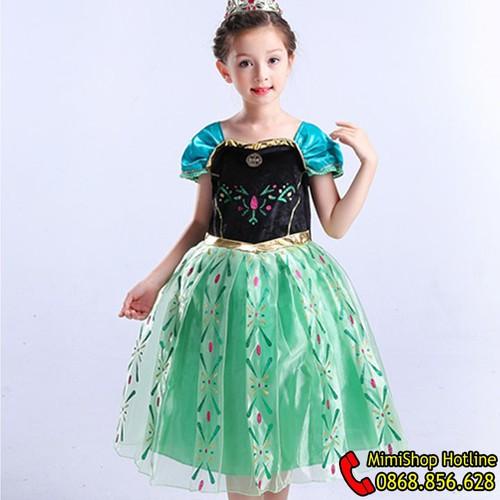 Váy Anna - Váy Anna Cho Bé