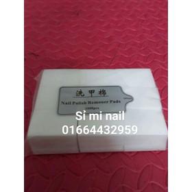 Giấy lau gel và sơn gel chất liệu giấy mịn dai giúp lau nhanh sạch và - giaylaugel27