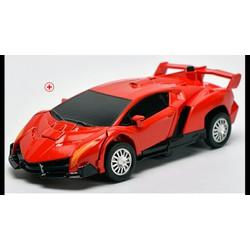 đồ chơi mô hình xe hơi biến hình robot