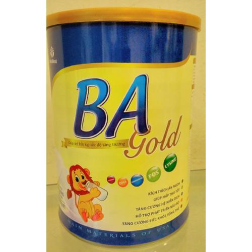 Medibest  BA 900 Gr: Sữa công thức cho trẻ biếng ăn, suy dinh dưỡng
