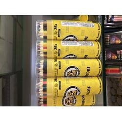 Bộ chì màu Minions loại dài 36 màu