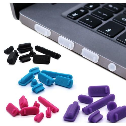 Bộ Nút Chống Bụi Silicon Cho Laptop, mỗi bộ 13 nút