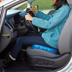 Đệm ghế - Đệm ghế ô tô- Nệm ghế đa năng-Đệm silicon