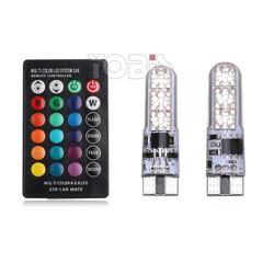 2 Bóng LED Đèn Demi, Đèn Xi Nhan, Đèn Sương Mù, Đèn Led Xe Máy có remot
