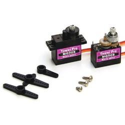 Động cơ servo MG90s , SG90s 180* chế các loại đồ chơi mô hình khác như tàu, thuyền, ô tô, máy xúc, cần cẩu, điều khiển camera vv