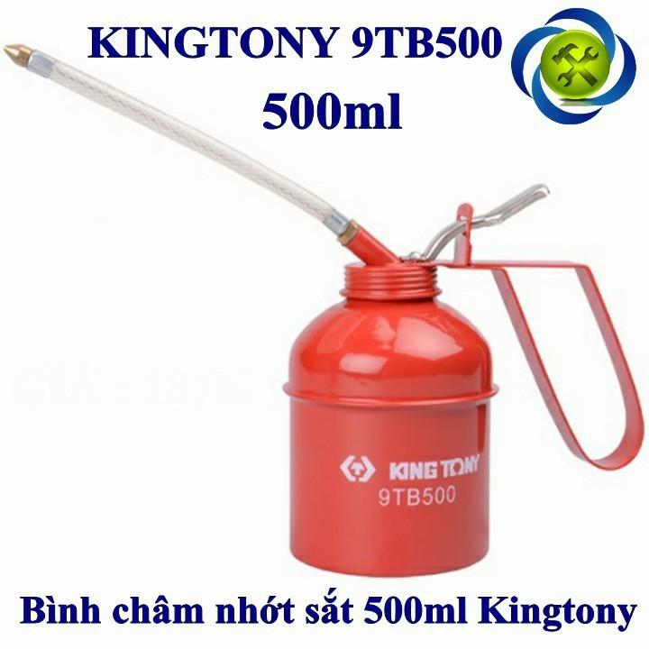 Bình châm nhớt sắt Kingtony 9TB500 500ml 1