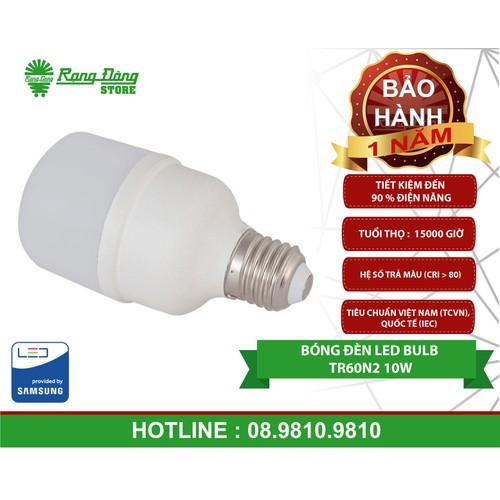 Bóng đèn led bulb TR 60N2 10W SS