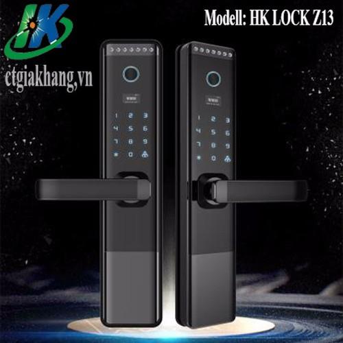 Khóa cửa vân tay thông minh hk lock z13