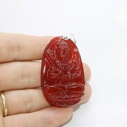 mặt dây chuyền phật bản mệnh tuổi Sửu, Dần - Phật Hư Không Tạng Bồ Tát