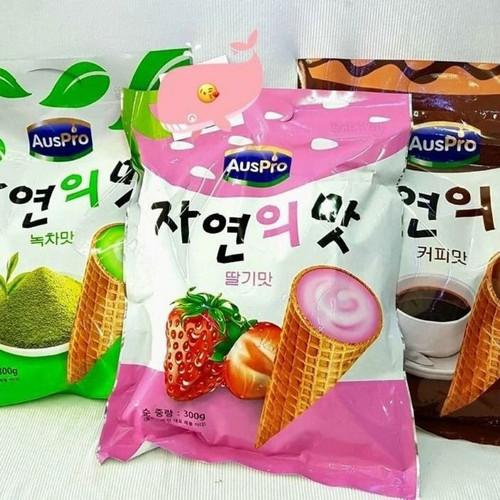 Combo 3 Bánh Ốc Quế Hàn Quốc
