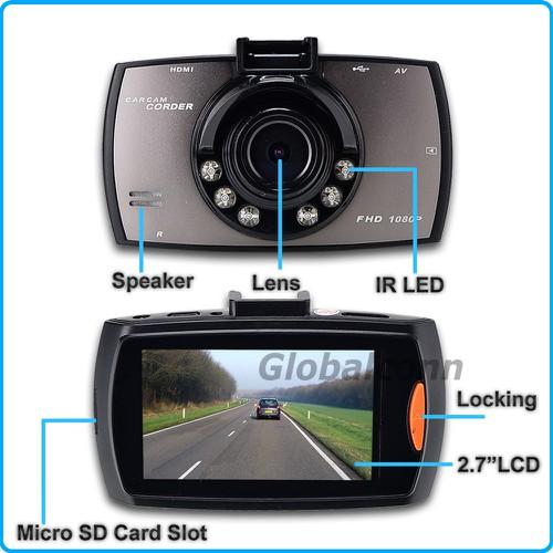 Camera Hành Trình Ô tô G30 FUII 1080