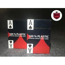 Bài nhựa Poker Plastic không gãy gấp chống nước và đàn hồi tốt