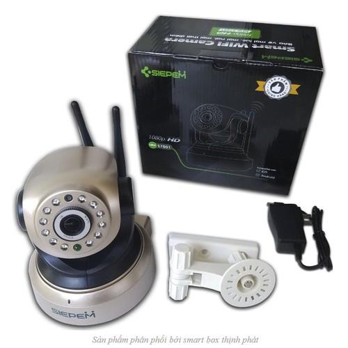 Camera Siepem S7001 NEW - 2.0 Mpx - Chạy phần mềm P2PCAMPLUS - 5214919 , 11515886 , 15_11515886 , 710000 , Camera-Siepem-S7001-NEW-2.0-Mpx-Chay-phan-mem-P2PCAMPLUS-15_11515886 , sendo.vn , Camera Siepem S7001 NEW - 2.0 Mpx - Chạy phần mềm P2PCAMPLUS