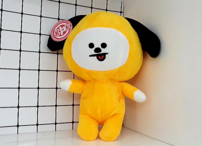 Gấu Bông BT21- Doll Chimmy 3