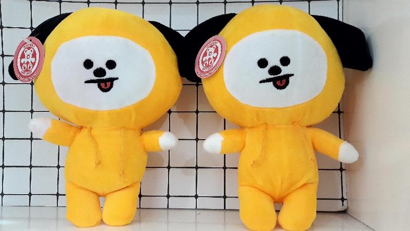 Gấu Bông BT21- Doll Chimmy 1