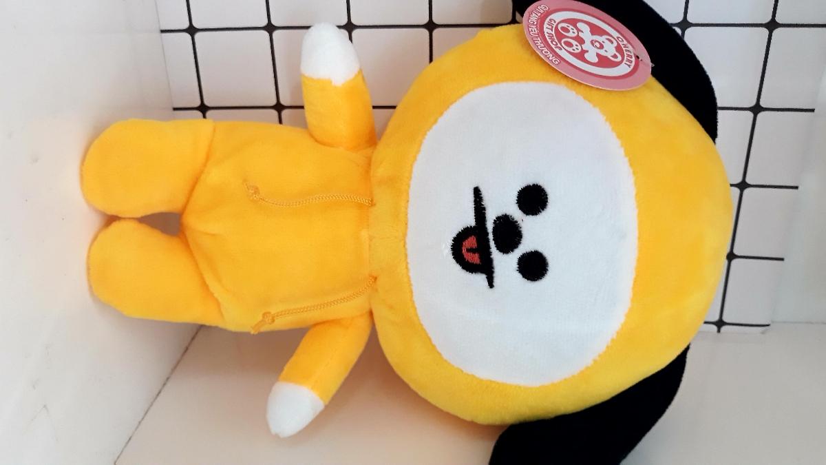 Gấu Bông BT21- Doll Chimmy 2
