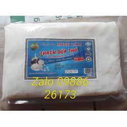 thạch dừa khô Bến Tre 10kg tặng hương