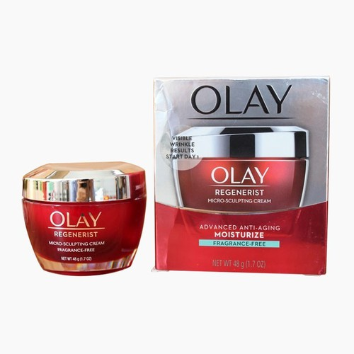 Kem dưỡng Olay Regenerist Anti-Aging Micro Sculpting  Fragrance, 48g - 5208086 , 11506152 , 15_11506152 , 450000 , Kem-duong-Olay-Regenerist-Anti-Aging-Micro-Sculpting-Fragrance-48g-15_11506152 , sendo.vn , Kem dưỡng Olay Regenerist Anti-Aging Micro Sculpting  Fragrance, 48g