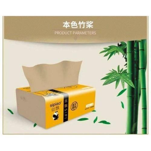 Giấy ăn gấu trúc vàng 1 thùng 27 gói cực dai mềm mại sạch sẽ an toàn - 5699926 , 12146455 , 15_12146455 , 253000 , Giay-an-gau-truc-vang-1-thung-27-goi-cuc-dai-mem-mai-sach-se-an-toan-15_12146455 , sendo.vn , Giấy ăn gấu trúc vàng 1 thùng 27 gói cực dai mềm mại sạch sẽ an toàn