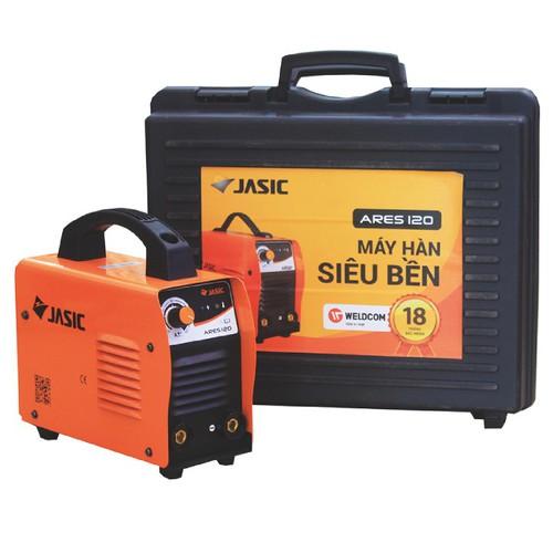 Máy hàn điện tử Jasic ARES 120 - 5573065 , 11988346 , 15_11988346 , 1850000 , May-han-dien-tu-Jasic-ARES-120-15_11988346 , sendo.vn , Máy hàn điện tử Jasic ARES 120