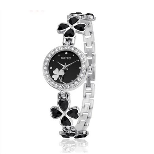 Đồng hồ nữ dây kim loại thời trang Kimio AS204