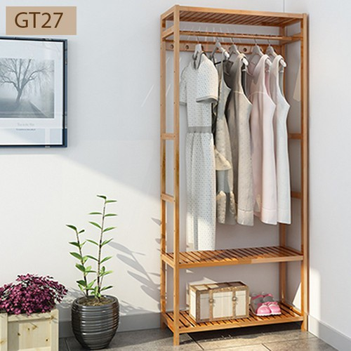 Giá treo quần áo đa năng bằng gỗ  kích thước 80 x 30 x 163cm - 5573488 , 11988918 , 15_11988918 , 1299000 , Gia-treo-quan-ao-da-nang-bang-go-kich-thuoc-80-x-30-x-163cm-15_11988918 , sendo.vn , Giá treo quần áo đa năng bằng gỗ  kích thước 80 x 30 x 163cm