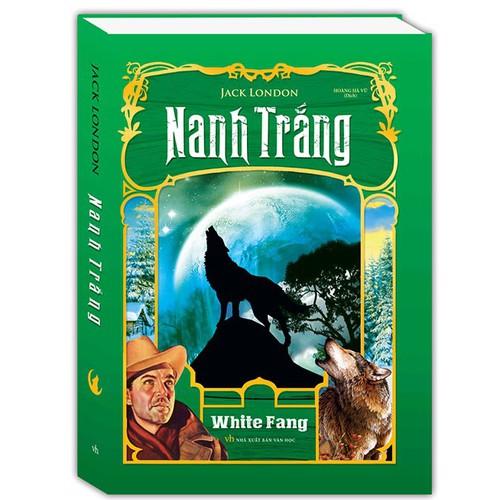 Nanh Trắng - Bìa Cứng