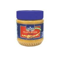 Bơ lạc đậu phộng Crown có lẫn hạt giòn 340g