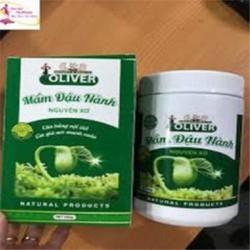 Bột mầm đậu nành nguyên sơ Oliver 500g