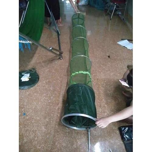 túi đựng cá rọng cá 40x3m