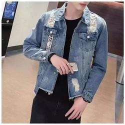 Áo Jacket Jean Off White