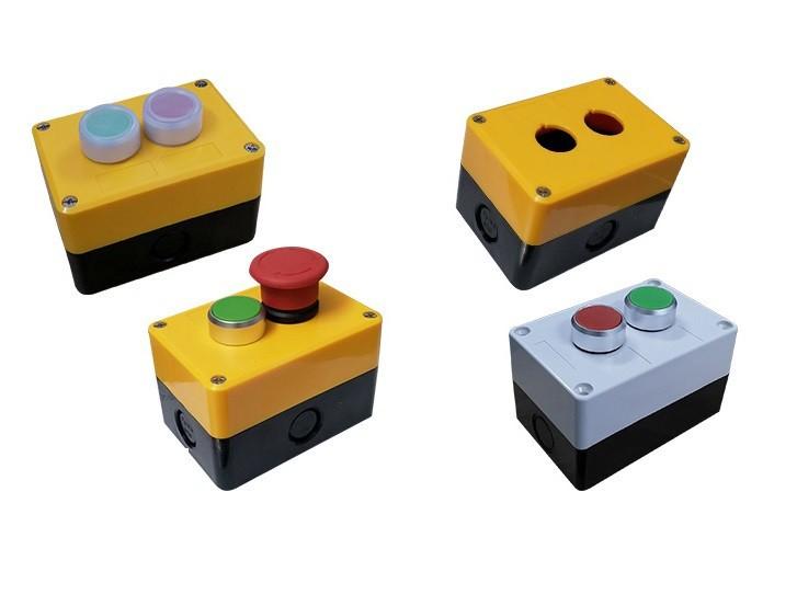 Hộp điều khiển 2 nút 2