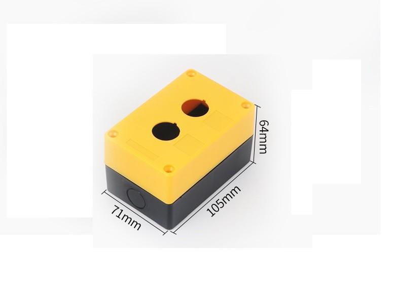 Hộp điều khiển 2 nút 1