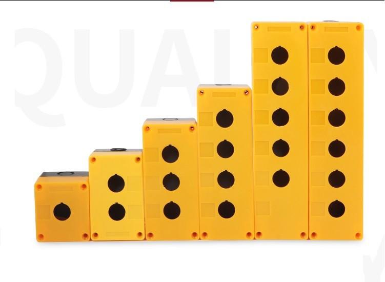 Hộp điều khiển 3 nút 4