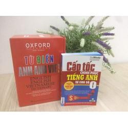 Từ Điển Oxford Anh - Anh - Việt tặng kèm Cấp tốc chinh phục tiếng anh
